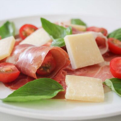 Grano Padano Prosciutto Plate Featured Image