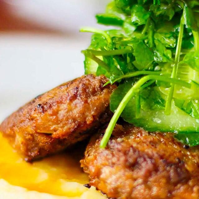 Veal Patties Recipe